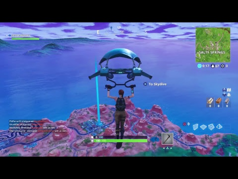 FORTNITE SEASON 5 (Playstation Network Fails)