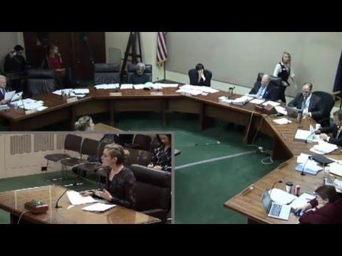 Testimony - Doctor Prescribed Suicide