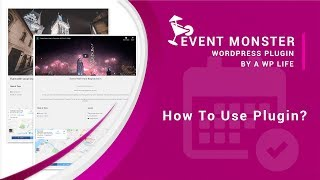 Event Monster is a beautiful, simple and easy Premium plugin for WordPress websites. This video is related to how to configure settings into plugin? Download the free and standard version of Event Monster plugin from below link:Download Link: https://wordpress.org/plugins/event-monster/Buy Plugin: http://awplife.com/product/event-monster-premium/Thanks for watching.A WP Life Premium WordPress Plugins & Themes MarketPlease share comments and subscribe to our channel.