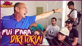 Video FUI PARA A DIRETORIA!! - VIDA DE ADOLESCENTE #10 [ REZENDE EVIL ] MP3, 3GP, MP4, WEBM, AVI, FLV Maret 2018
