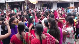Dhariyawad India  city photos gallery : Rath yatra in dhariyawad