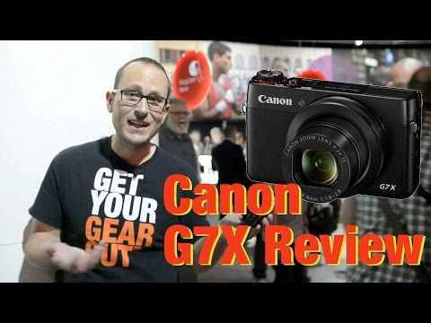 Canon G7X review & Sample images