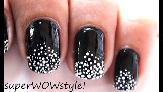 How To Do Nail Designs✦ Draw Easy Nail Art Designs Pattern ✦ DIY Tutorial