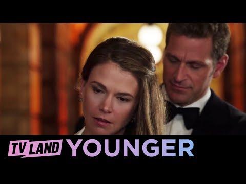 Josh and Charles Meet Again | Younger (Season 3) | TV Land