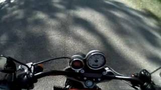 9. 2010 XR1200 HarleyDavidson Ride Review