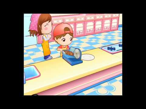 Cooking Mama: World Kitchen | Random Games! | I Burned The Cookies...