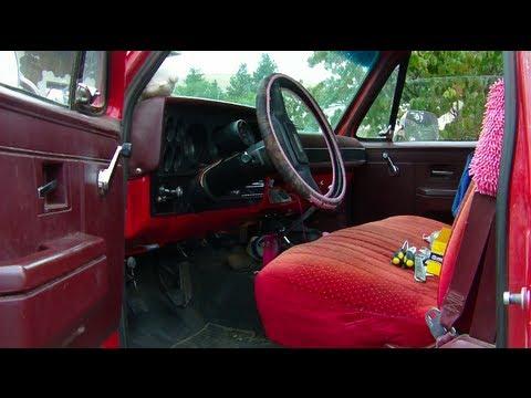 1984 Chevy Pickup DIY Headlight Dimmer Switch Repair Man VS Junk EP 210