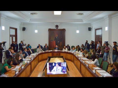 Cabildo H. Ayuntamiento de Tlalnepantla de Baz 07 febrero 2020