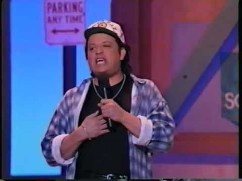 Paul Rodriguez - Comic Relief VI