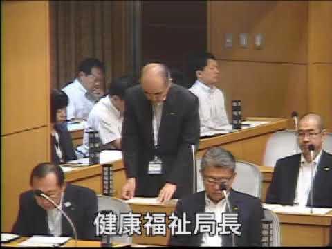 第2回川崎市議会定例会での質問(動画)