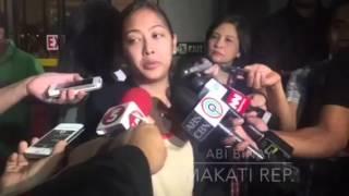 Abi Binay may run in Junjun's stead