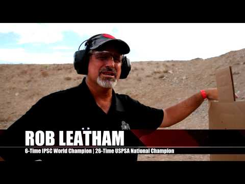 Why Women's Firearms Courses Don't Make Sense | Rob Leatham