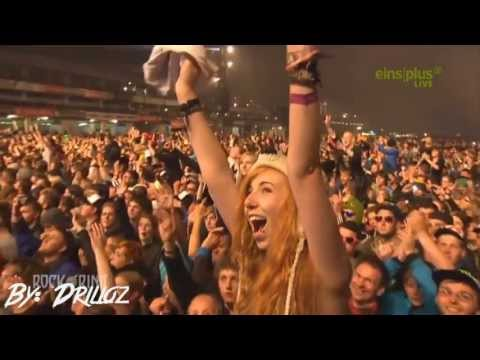 Boulevard Of Broken Dreams -Green Day- Rock Am Ring 2013 (HD)