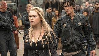 The 100 showrunner Jason Rothenberg, plus stars Christopher Larkin, Richard Harmon and Marie Avgeropoulos, set up how long it will take for all The 100 characters to intersect again.Catch up with SDCC 2017 here!https://www.youtube.com/watch?v=iP87HW2aUaU&list=PLraFbwCoisJD7-SHuVp6RtvM6pWWfelGM&index=1----------------------------------Follow IGN for more!----------------------------------IGN OFFICIAL APP: http://www.ign.com/mobileFACEBOOK: https://www.facebook.com/ignTWITTER: https://twitter.com/ignINSTAGRAM: https://instagram.com/igndotcom/?hl=enWEBSITE: http://www.ign.com/GOOGLE+: https://plus.google.com/+IGN