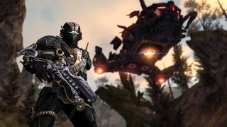 15 Minutes of Defiance 2050 Closed Beta Gameplay by IGN