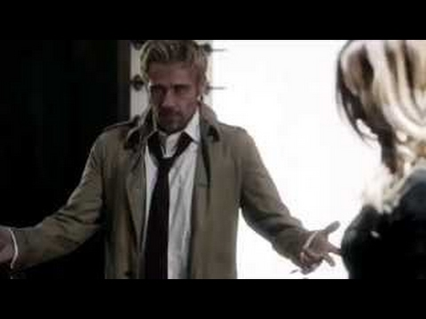 Arrow 4x05 - Sara Comes Back To Life + John Constantine #2