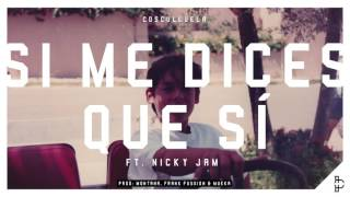 Cosculluela  Si Me Dices Que Si feat. Nicky Jam Audio Oficial