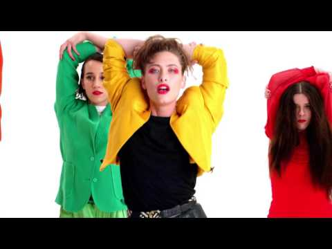 Samantha Urbani teams up with Milk Makeup for the 'U Know I Know' video