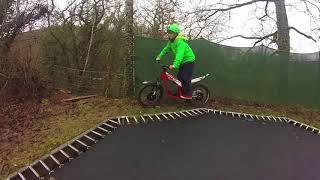 10. Kids Beta electric trials bike 20