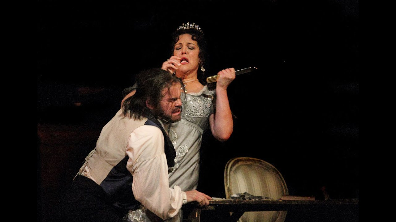 Insights into The Royal Opera's production of Tosca with Amy Lane
