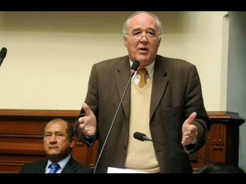 Caso Helios: Congresista García Belaúnde denuncia a Premier René Cornejo