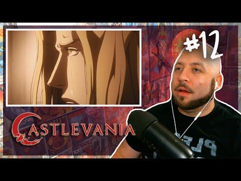 """Castlevania Episode 12 REACTION """"End Times"""""""