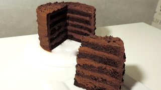 Devil's Food Cake (Gâteau du Diable)