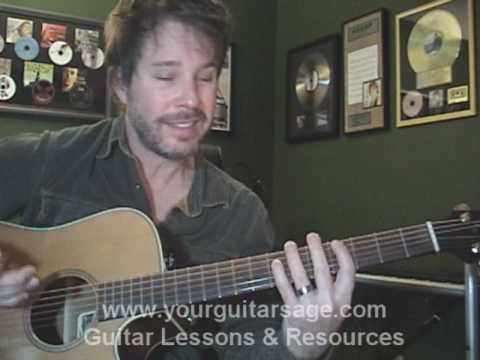 Guitar Lessons – Overkill by Men at Work & Colin Hay – cover chords Beginners Acoustic songs