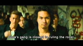 【Movie】CROWS: EXPLODE (Trailer)【English subtitles】