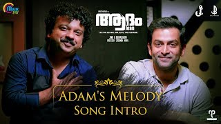Adam Joan Adam's Melody Song Intro Prithviraj