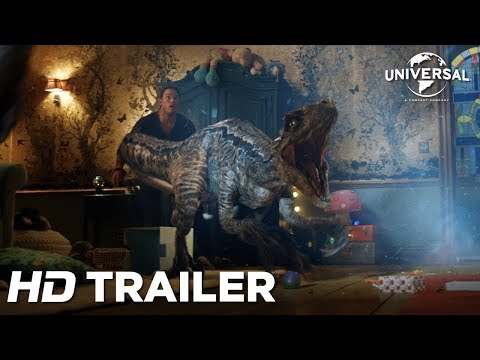 Jurassic World: Fallen Kingdom | Official Trailer #2 | พากย์ไทย | UIP Thailand