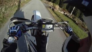 7. Go Pro HD 2007 Yamaha WR450F