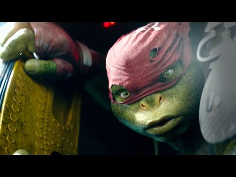 Teenage Mutant Ninja Turtles: Out of the Shadows (TV Spot 'No Fear')