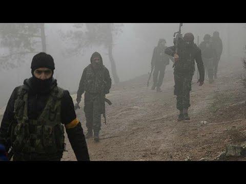 Νέα επιχείρηση κατά των Κούρδων – Άμαχοι εγκαταλείπουν την Αφρίν