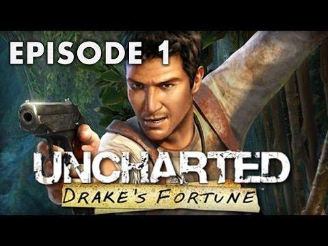 uncharted - On s'attaque à la trilogie Uncharted sur Playstation 3, du studio Naughty Dog ! Les épisodes seront disponibles par rythme de 6 vidéos par semaine, chaque jo...
