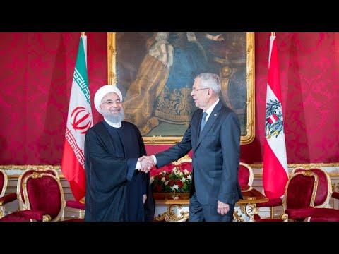 Präsident Ruhani: Iran möchte weiter am Atomabkommen festhalten