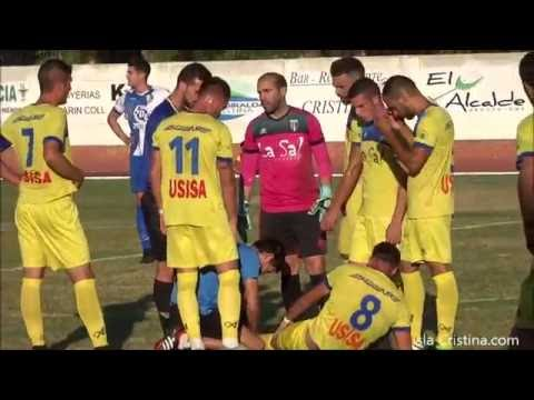 Resumen derbi, Isla Cristina FC (vs) UD Punta del Caimán