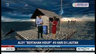 Video Fakta Ilmiah Cara Aldi Novel Adilang Bertahan Hidup 49 Hari Di Lautan MP3, 3GP, MP4, WEBM, AVI, FLV November 2018