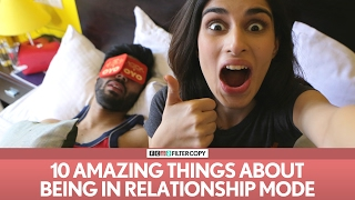 Video FilterCopy | 10 Amazing Things About Being In A Relationship | Ft. Naman, Aisha MP3, 3GP, MP4, WEBM, AVI, FLV November 2017