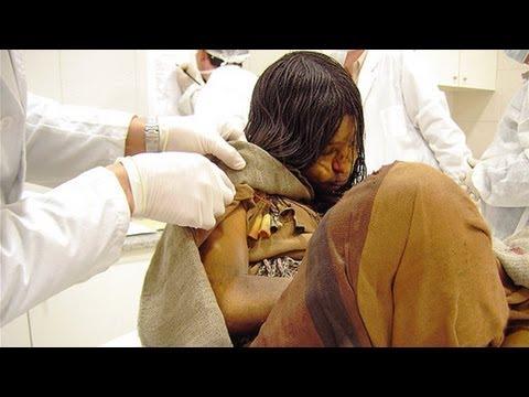 rinvenuto intatto il corpo di una giovane inca morta 500 anni fa!