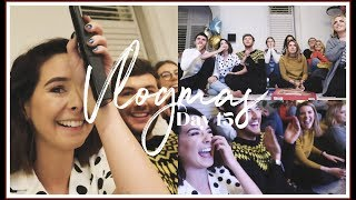 A SURPRISE FOR ALFIE & IT'S THE FINAL!! | VLOGMAS