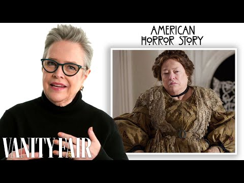 Kathy Bates Breaks Down Her Career, from 'Titanic' to 'American Horror Story' | Vanity Fair