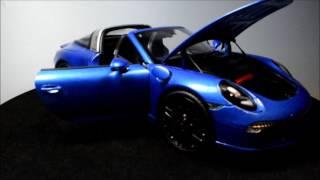 Schuco Porsche 911 (991) GTS Targa 4
