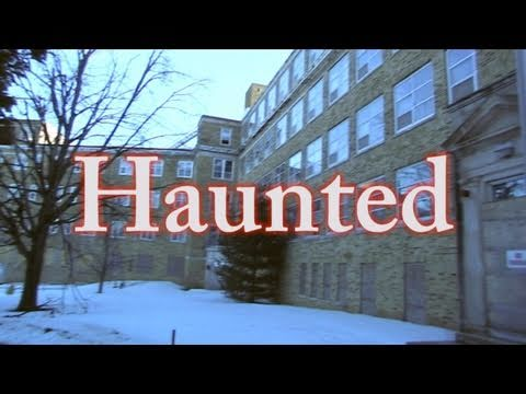 asylum - In this video we explore an old haunted asylum out in the middle of no where. UPDATE: It has come to our attention from the good people at UER that this plac...