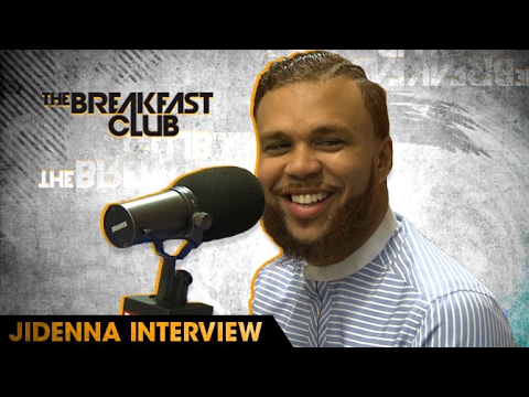 Jidenna Chats His Acting Debut on 'Insecure', His Connection With Issa Rae, New Music & More W/The Breakfast Club