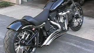 7. Harley Davidson Night Train 2008 Sick