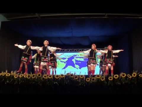 XXIII Festival de Danças Ucraniana 2008 - Antonio Olinto - Vesna Roncador