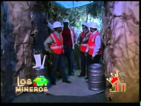La verdadera historia de los mineros atrapados en Chile por Raymond y Miguel