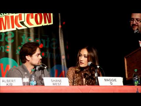 Nikita Panel - New York Comic Con 2011