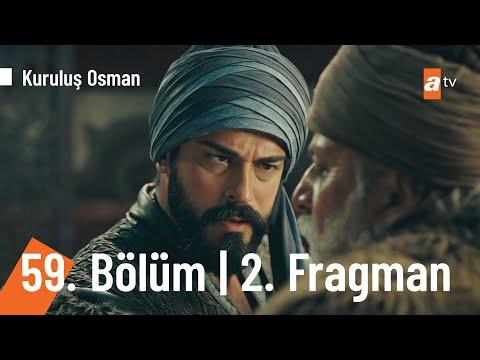 Kuruluş Osman 59. Bölüm 2. Fragmanı